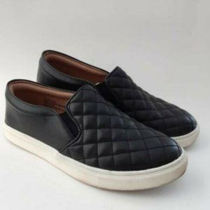 A New Day Reese Quilted Sneakers Low Top Slip On